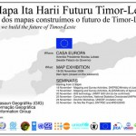 Ho Mapa, Ita Harii Futuru Timor-Leste (#GISDay)