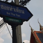 Near Wat Pho in good ol' Bangkok