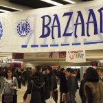 the yearly UNWG bazaar