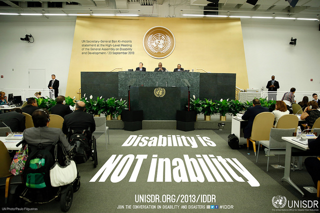 Disability is NOT inability – why Thunderclap it?